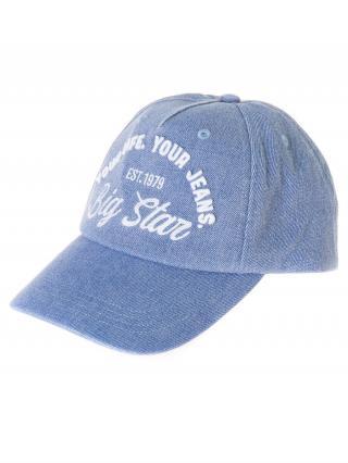 Big Star Unisexs Cap 173039 -436 dámské Blue L