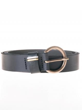 Big Star Womans Belt 174196 -900 dámské Black XL/100 cm
