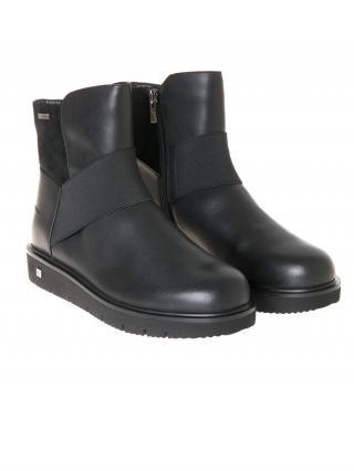 Big Star Womans Boots 206397 -900 dámské Black 39
