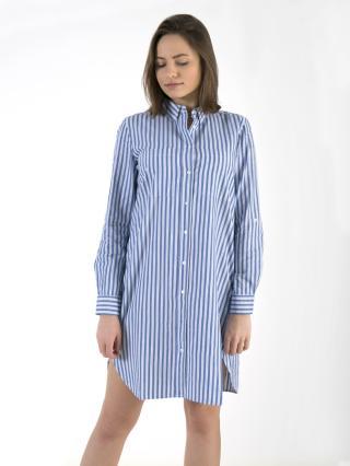 Big Star Womans Dress 340038 -422 dámské Blue XS