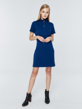 Big Star Womans Dress 340046 Navy Blue-454 dámské XL