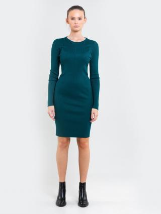 Big Star Womans Dress 340075 -304 dámské Light Green M