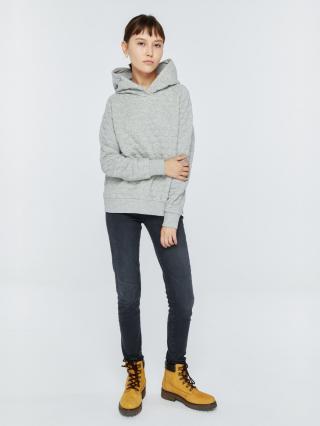 Big Star Womans Hooded Sweatshirt 158810 -901 dámské Black L