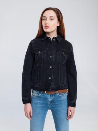 Big Star Womans Jacket 130189 -933 dámské Black S