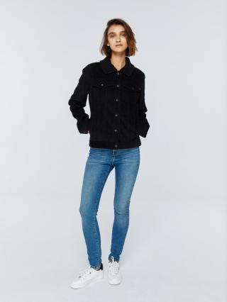 Big Star Womans Jacket 131942 -906 dámské Black S