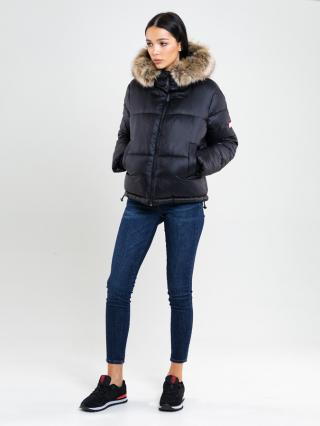 Big Star Womans Jacket 131998 -906 dámské Black XS