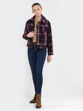 Big Star Womans Jacket 132002 Multicolour-0 dámské wzorzysty L