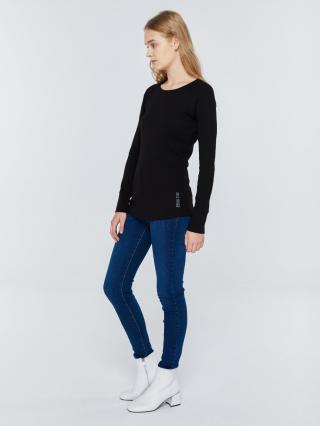 Big Star Womans Longsleeve T-shirt 152530 -906 dámské Black M