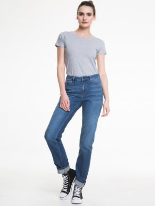 Big Star Womans Shortsleeve T-shirt 150021 Dark -991 dámské Grey S
