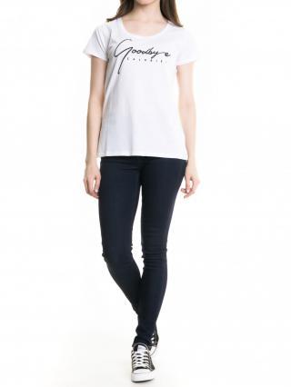 Big Star Womans Shortsleeve T-shirt 158783 -110 dámské White S