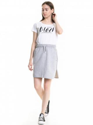 Big Star Womans Shortsleeve T-shirt 158785 -110 dámské White S