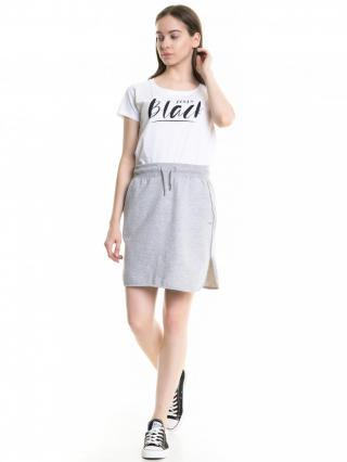 Big Star Womans Shortsleeve T-shirt 158785 -110 dámské White XXL