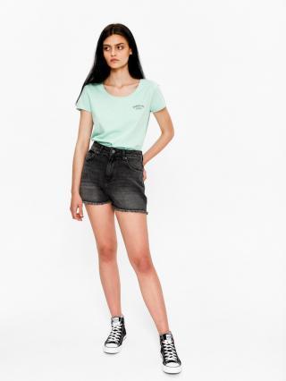 Big Star Womans Shortsleeve T-shirt 158788 -315 dámské Green S