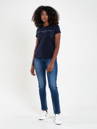 Big Star Womans Shortsleeve T-shirt 158893 -403 dámské Blue M