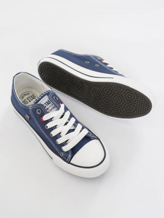 Big Star Womans Sneakers 203161 -403 dámské Blue 41