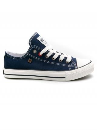 Big Star Womans Sneakers 203161 Navy Blue-477 dámské 41