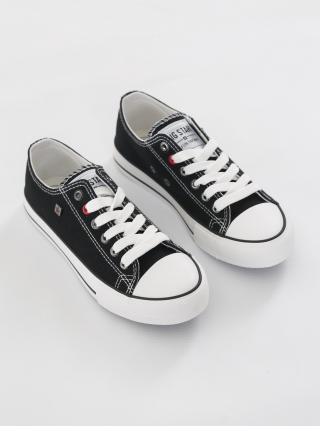 Big Star Womans Sneakers 203163 -906 dámské Black 41