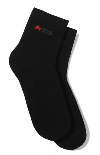 Big Star Womans Socks 273214 -900 dámské Black 39-42