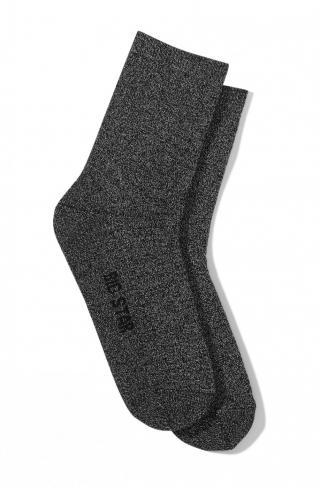 Big Star Womans Socks 273475 -900 dámské Black 39-42