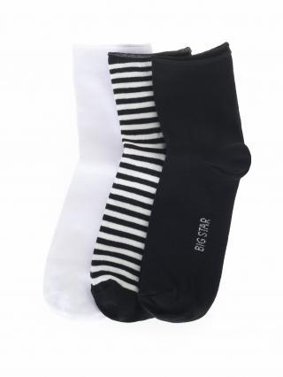 Big Star Womans Socks 273476 Multicolour-0 dámské wzorzysty 39-42