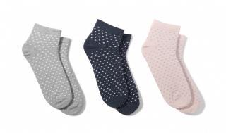 Big Star Womans Socks 273487 Multicolour-0 dámské wzorzysty 39-42