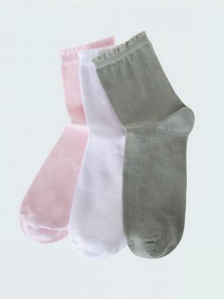 Big Star Womans Socks 273528 Multicolour-0 dámské wzorzysty 39-42