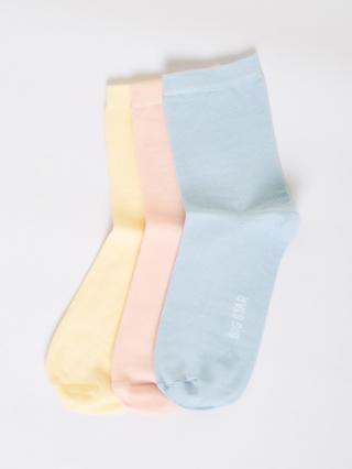 Big Star Womans Socks 273541 Multicolour-0 dámské wzorzysty 39-42