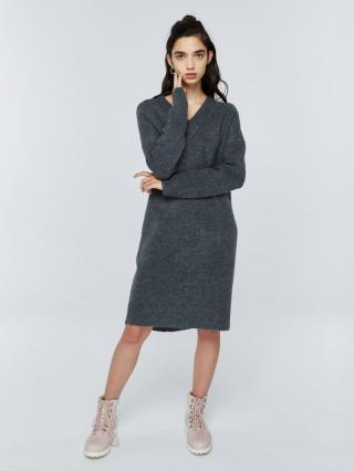 Big Star Womans Sweater 161983 -905 dámské Black M