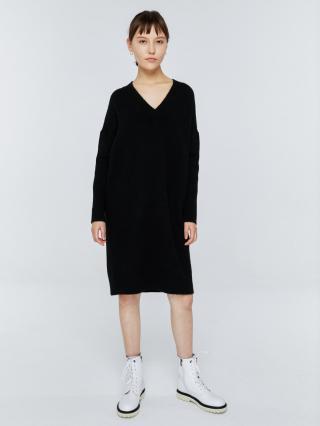 Big Star Womans Sweater 161983 -906 dámské Black M