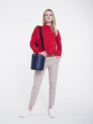 Big Star Womans Sweater 161995 -603 dámské Red L