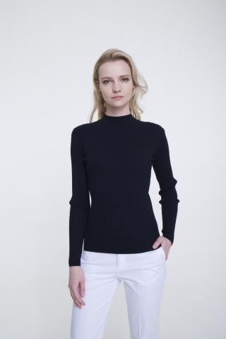 Big Star Womans Sweater 161999 -906 dámské Black L