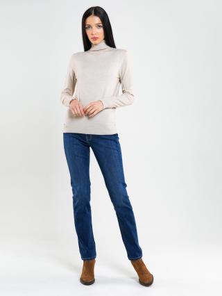 Big Star Womans Sweater 162008 -801 dámské Gold L