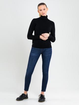 Big Star Womans Sweater 162008 -906 dámské Black M