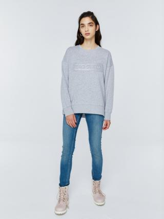 Big Star Womans Sweatshirt 158812 -901 dámské Black L