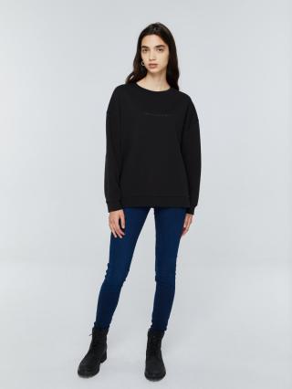 Big Star Womans Sweatshirt 158822 -906 dámské Black M