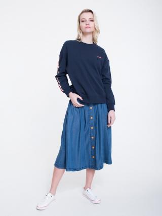 Big Star Womans Sweatshirt 158841 -403 dámské Blue L