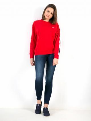 Big Star Womans Trousers 115058 -422 dámské Medium Jeans W29 L32