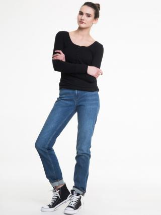 Big Star Womans Trousers 115464 -369 dámské Medium Jeans W27 L30