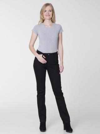 Big Star Womans Trousers 115464 -900 dámské Black W27 L34