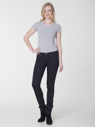 Big Star Womans Trousers 115465 -900 dámské Black W26/L30