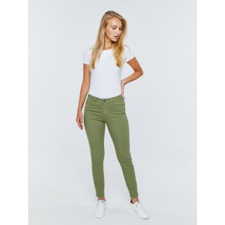 Big Star Womans Trousers 115490 -301 dámské Medium Jeans W28 L30