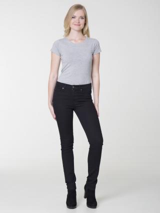 Big Star Womans Trousers 115490 -900 dámské Black W28 L32