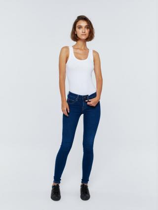 Big Star Womans Trousers 115531 -358 dámské Medium Jeans W24/L32