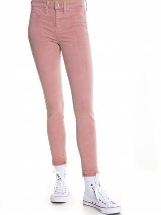 Big Star Womans Trousers 115531 -864 dámské Red W24