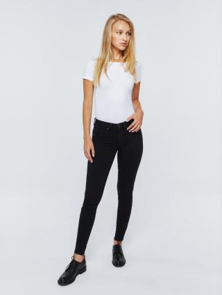 Big Star Womans Trousers 115531 -910 dámské Black W24/L30