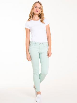 Big Star Womans Trousers 115554 -832 dámské Green W27