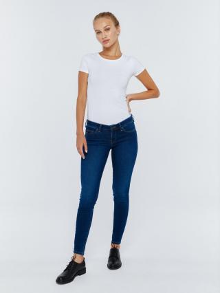 Big Star Womans Trousers 115555 -358 dámské Medium Jeans W26/L30