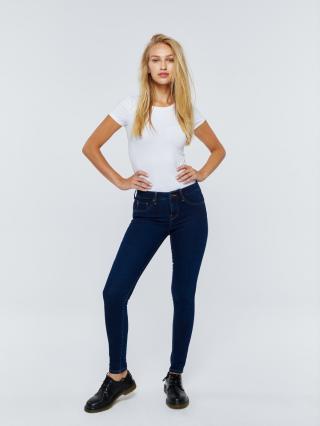 Big Star Womans Trousers 115567 -359 dámské Medium Jeans W30 L30