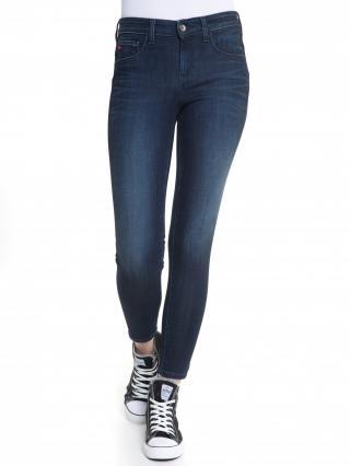 Big Star Womans Trousers 115567 -644 dámské Dark Jeans W25 L32