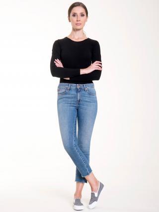 Big Star Womans Trousers 115568 -434 dámské Medium Jeans W28